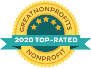 2020 top-rated nonprofit badge